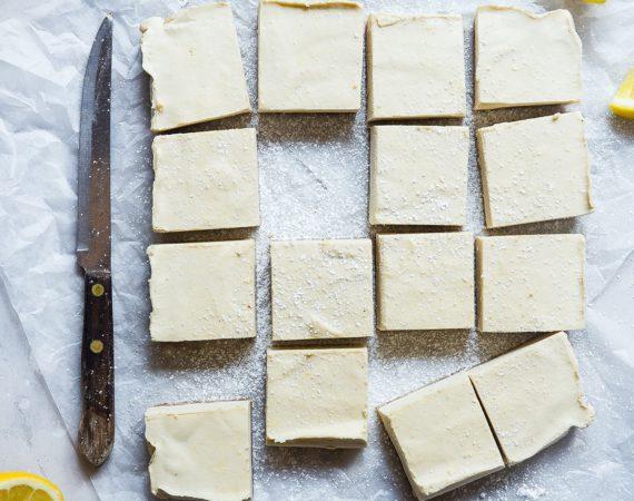 Fluffy Vanilla Nougat Recipe