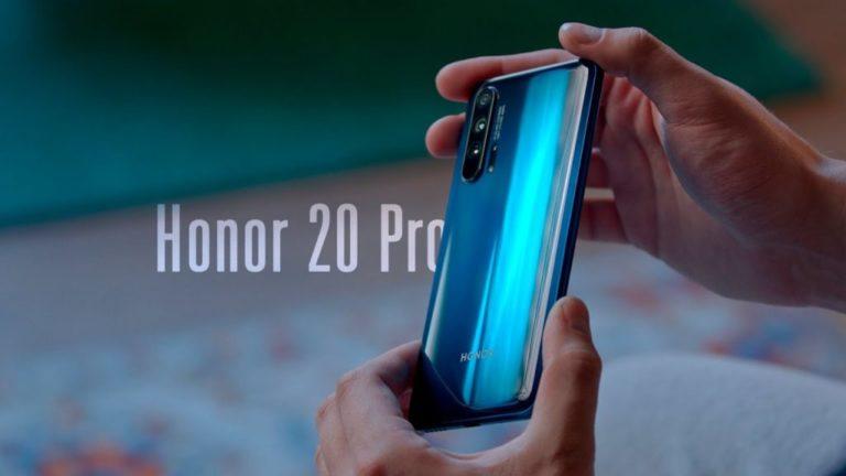 Обзор телефонов Huawei Honor 20 и Honor 20 Pro